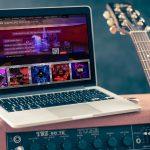Página web profesional Nightlife Barcelona