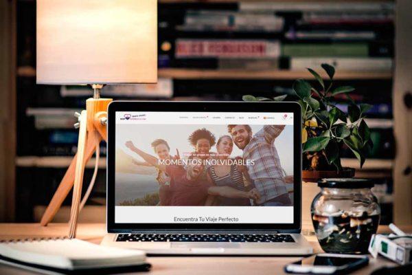Página web turística