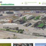 Web biorefinería GA Combustibles