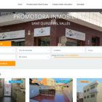 Web inmobiliaria Signum Sqv