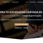 Web asesoría Sociedades Inactivas