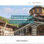 Web turística Travelmatebulgaria