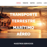 Web corporativa Gs Marítima