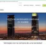 Web asesoría Numancia sociedades